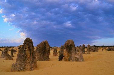 Australien, the pinnacles