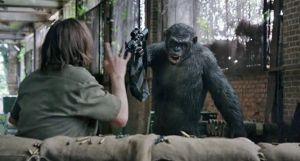 Apes Revolution foto 1