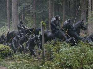 Apes Revolution foto 2