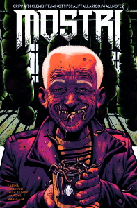 BUGS Comics e MOSTRI a Romics di Aprile - Cover Regular