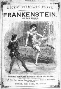Frankenstein manoscritto
