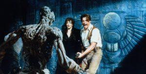 La mummia - Imothep, O'Connell e Evelyn