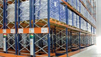 Photo of Sistema de almacenamiento móvil