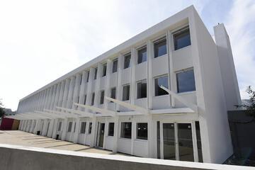 Rhabilitation Et Extension Du Lyce Rouvire Toulon