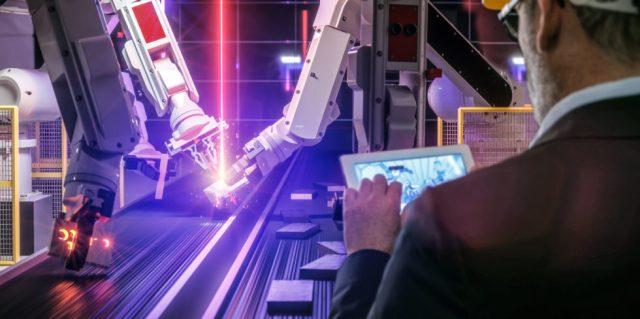Roboty w branży inteligentnej automatyzacji