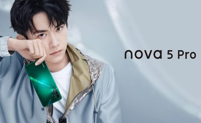 El veto no detiene a Huawei y presenta tres nuevos modelos: Nova 5, Nova 5 Pro y Nova 5i