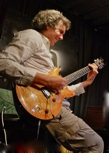 musician John Etheridge