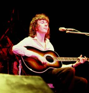 Al Stewart in his 'heyday'