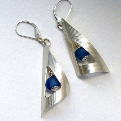 Blue Sail Earrings - JWA
