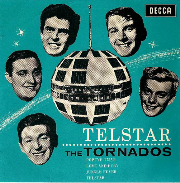 The Tornados Telstar Decca_lo