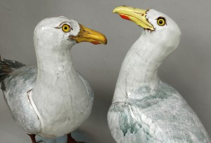 Marion Brandis, Two Brighton Gulls