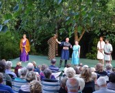Rainbow Shakespeare at Worthing's Highdown Gardens