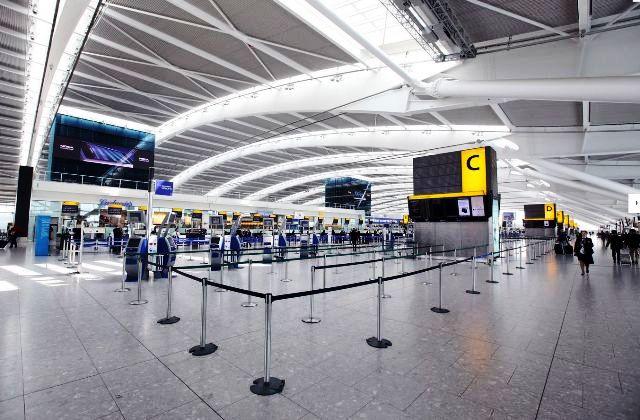 Aeropuerto de Heatrthow
