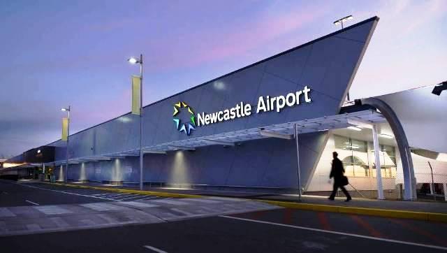 Aeropuerto de Newcastle