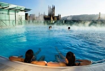 Aguas termales de Bath