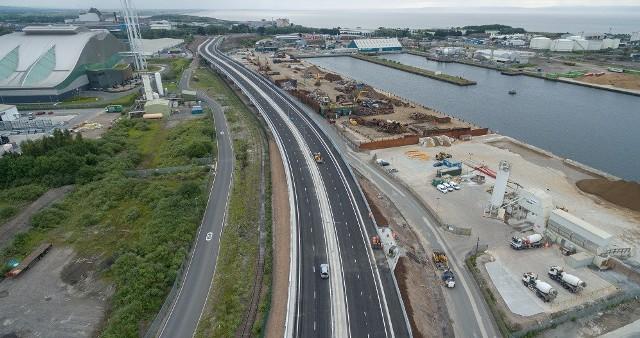 Autopistas y Carreteras de Cardiff