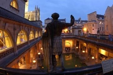 Baños termales en Bath