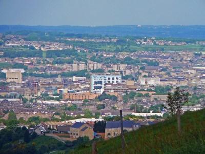 Bradford Ciudad Inglesa