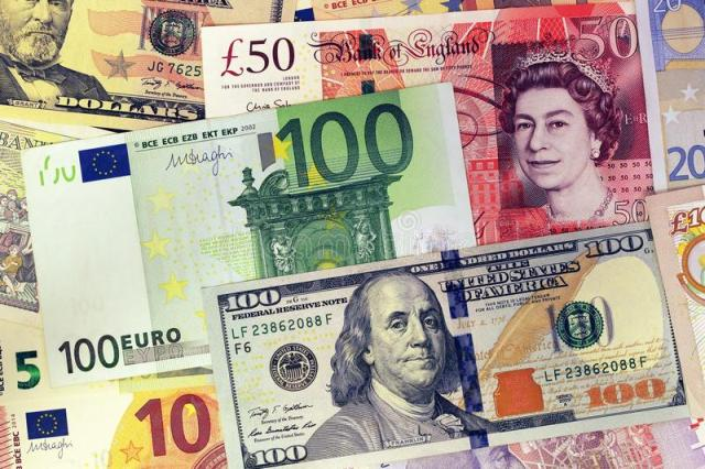 Cambiar dinero antes de viajar