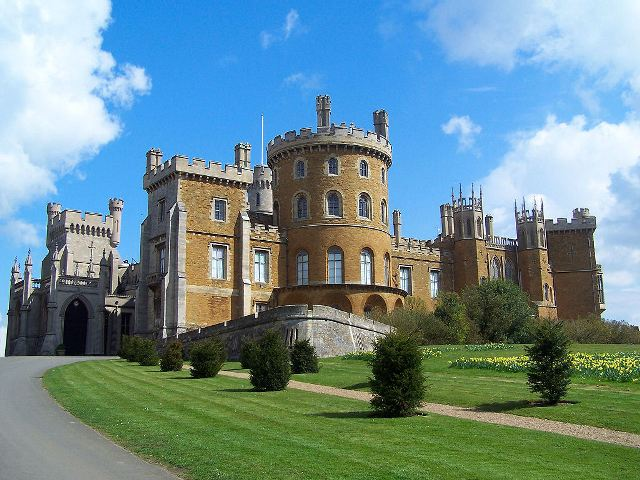 Castillo de Belvoir, Nottingham