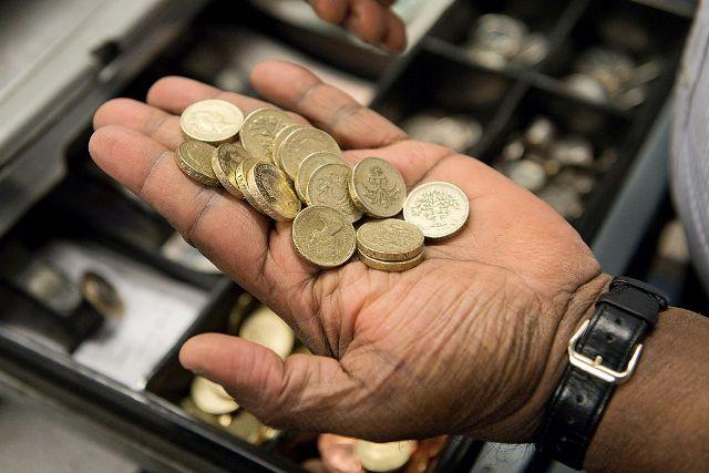 Como pagar en Inglaterra