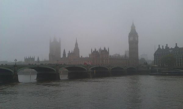 El Tiempo de Inglaterra