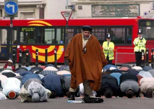 Islamismo en Inglaterra
