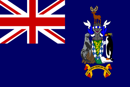 Islas Georgias del Sur y Sandwich del Sur