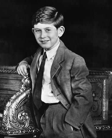 Niñez de Principe Carlos