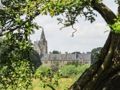 Oxford flora Inglaterra