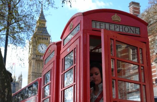 Prefijo para llamar a Londres