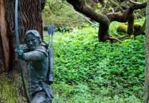 Robin Hood y el Bosque Nottingham