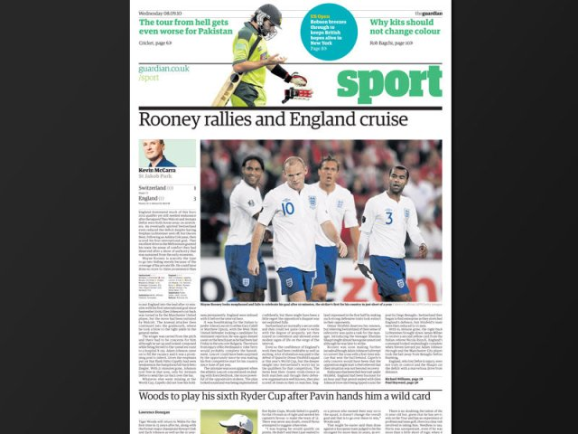 The-Guardian-Sport-Page