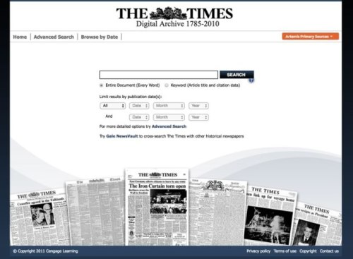 The Times Digital
