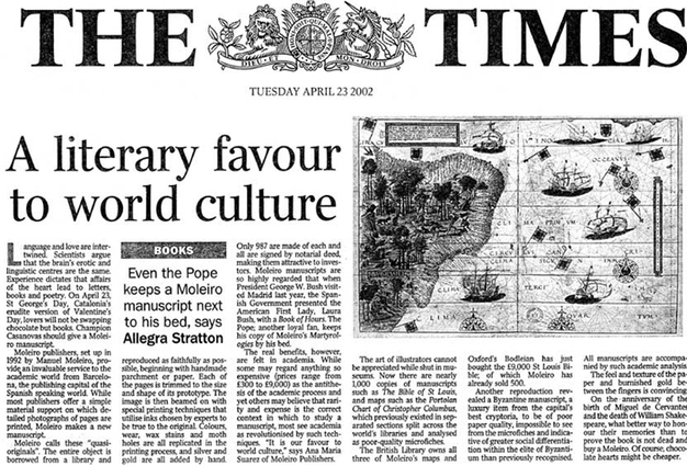The Times Inglaterra