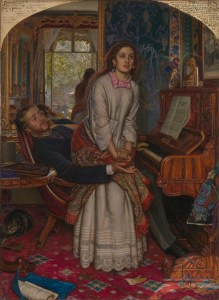 Obra artística de William Holman