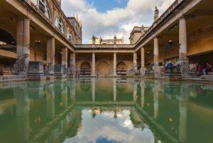 piscina de Bath, Inglaterra