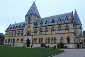 Museo de Historia Natural, Oxford