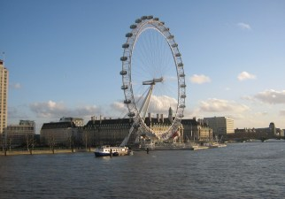 atraccion london eye en londres