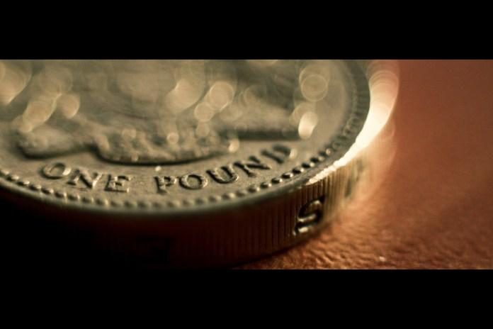 moneda de Inglaterra