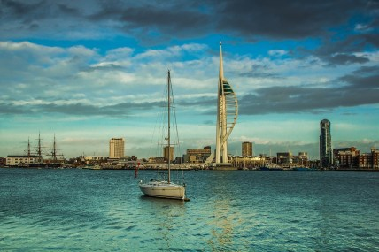 Playa de Portsmouth