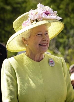 reina Inglaterra