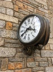 reloj romano