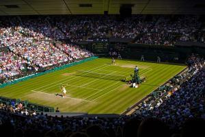 Campeonato de Wimbledon, Estadio
