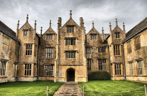 Barrington Court.