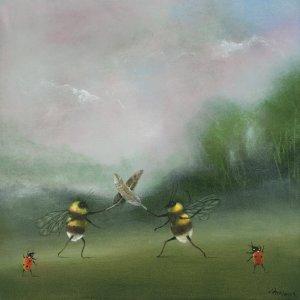'The Tender Foils' by DD McInnes.