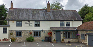 The Blagdon Inn, Blagdon, Somerset.