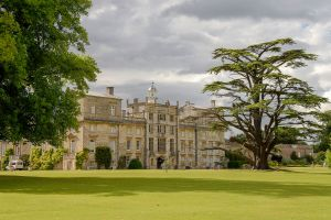 Wilton House, south and east fronts. Photo by Henry Kellner.