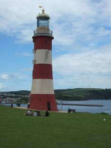 Smeaton's Tower in June 2009.