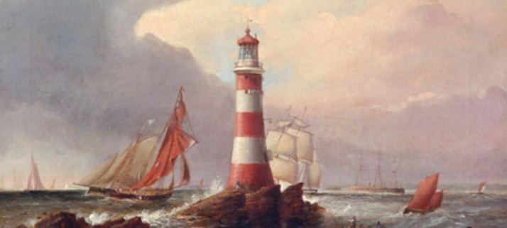 Smeaton's Lighthouse.